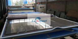 La laminación de vidrio resistencia al calor de hoja de silicona