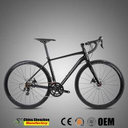 700c com cabo de Freio a Disco Hidráulico PUXAR Bicicletas de estrada de alumínio