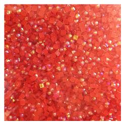 DMC 666# Square Ab Perles de diamant diamant Shinny Accessoires de peinture