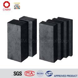 Mattone di carbonio refrattario della magnesia di prezzi competitivi per l'acciaieria