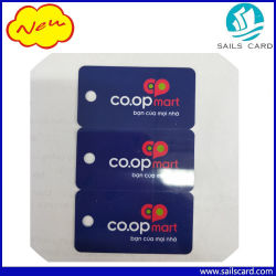 Custom Irregulares participação criativa Cartão de PVC