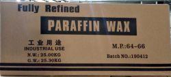 Volledige Geraffineerde Paraffine 64-66 voor Kaars die van China maken
