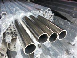 Tubo de Aço Inoxidável 202201 em uso comercial
