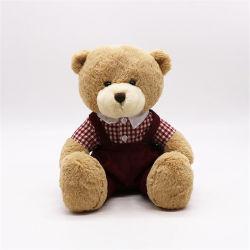 푹신한 새 디자인 유아용 선물 부드럽고 잠자는 작은 테디 곰 장난감