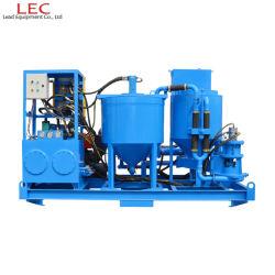Pompa del miscelatore della malta liquida del cemento del macchinario di stabilizzazione del fondamento della terra di LGP250/350/100pi-D