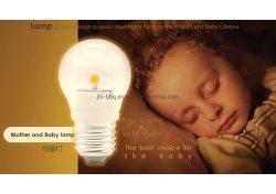 جديدة [لد] بصيلة مع 360 درجة يشعل لطيفة ضوء و [إك-فريند] إلى أطفال أموميّ للأطفال أن يتفادى الإتلاف زرقاء شعاع تأثير طفلة شبكيّة