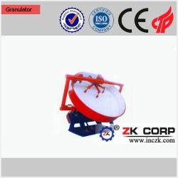 El disco de cerámica Proppant multifuncional Granulator arena/unidad de granulación