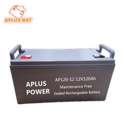 Различных терминалом вариант аккумуляторы ИБП 12V 120 Ач для электростанции