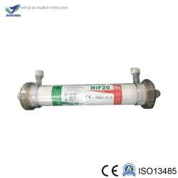 Medizinische verbrauchbare niedrige Fluss Polyethersulfone Hämodialyse Dialyzer