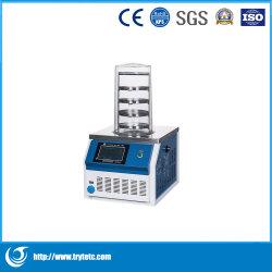Visor LCD de aquecimento eléctrico do secador de congelamento/instrumentos de laboratório
