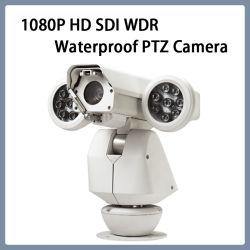 Sicherheits-Hochgeschwindigkeitsabdeckung wasserdichte PTZ der Überwachung-HD-SDI CCTV-Kamera