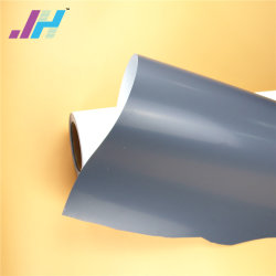 디스플레이 스탠드용 ECO-Solvent 인쇄 재질 회색 뒷면 PET 필름