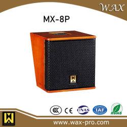ホームシアター(MX-8P)のための8インチの対面プロオーディオ・システム