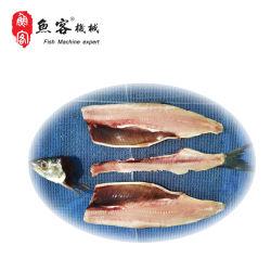 Het commerciële Uithalende Hulpmiddel van de Vissen van de Machine van de Verwerking van de Vissen van het Hulpmiddel van de Filet
