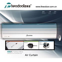Theodoor-luchtgordijn-ventilator door centrifugale luchtstroom met UL-CE-Saso