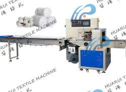 Máquina de embalaje sellado no tejido medicados Guantes de nitrilo Maker Médico Quirúrgico de rollo de algodón bolsa perforada vertical de la máquina