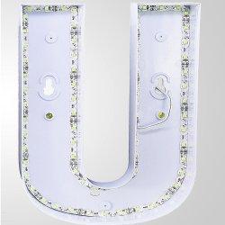채널 편지 역광선 광고를 위한 SMD 2835 S 모양 유형 12V 24V 유연한 LED 지구