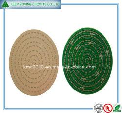 단 하나 측 Fr4 회로판 PCB 하나 층 LED PCB