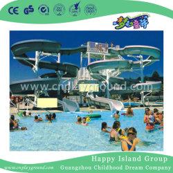 O Parque Temático grandes equipamentos slides Toboágua Playground (M11-04802)