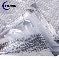 Doppeltes versah verstärkte Aluminiumfolie-Baumwollstoff-Isolierung mit Seiten
