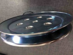 Hochfeste spinnende Riemenscheibe des Übertragungs-Rades