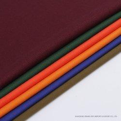 La nouveauté de la CVC 55%C45%t de coton tricotés Warp Stripe Jersey fin pour T-shirt robe