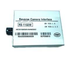 Интеллектуальный интерфейс камеры заднего вида для Audi Mmi 3G/3G+ A1/Q3/A4l/A5/Q5/A6l/ A7/Q7/A8l с руководящими принципами
