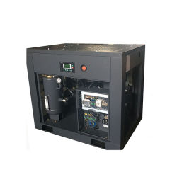 Second Hand 7,5 Kw vis unique de lubrification du compresseur à air