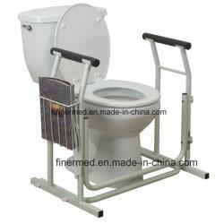 Casa de Banho Ederly lavabo lugares assistir o corrimão da estrutura do trilho de segurança higiênico ajustável