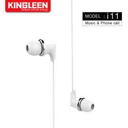 Handy-Kopfhörer/Kopfhörer, HD fehlerfreie Baß-Kopfhörer kompatibel alle 3.5mm Earbuds Einheiten