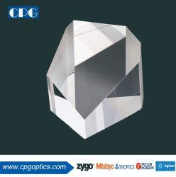 En silice fondue Spécialité grades expérimentaux polyédriques pour instrument optique à prisme optique