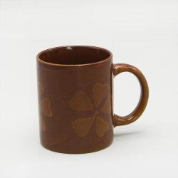 Дешевые цены керамики 8/9/10 унций кофе кружки Zebra в наличии на складе