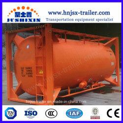 Contenitore Serbatoio Polvere Di Cemento 20ft 26cbm Senza Compressore Diesel Engine&Air