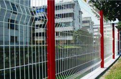 3D de la malla de alambre plegable Panel valla de jardín