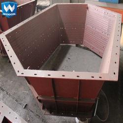Direto da fábrica de tubos de aço resistente ao desgaste