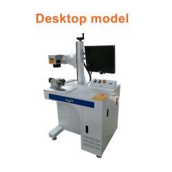 Desktop CNC 20W 30W 50W la fibre métallique de marquage au laser Gravure Machine d'impression du logo avec option 3D'Autofocus Axe rotatif pour bijoux tasse en plastique de l'anneau de Pigeon