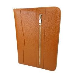 Чехол для ноутбука из натуральной кожи документ Bag Cowhide файлов в папке