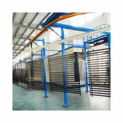 De Installatie van de Machine van de Lijn van de Deklaag van de Plaat van het aluminium of van het Poeder van Profielen