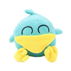 견면 벨벳 Toucan 열대 사나운 비행 주문 박제 동물 새 장난감