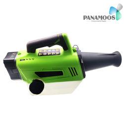 Batería de ultra bajo la niebla de mano de la CE de niebla de agua de la Pistola de desinfectantes Esterilizador a vapor, la desinfección de la máquina de esterilización empañado