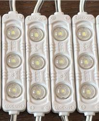 Светодиод для поверхностного монтажа водонепроницаемый 6815 3 лампы системы впрыска светодиодный модуль с 12V