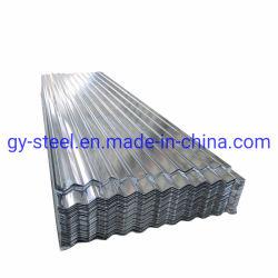루핑 장을%s 직류 전기를 통한 철 물결 모양 강철 금속 원료