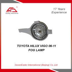 Auto partes del cuerpo de la luz de faro antiniebla para Toyota Hilux Vigo 06-11
