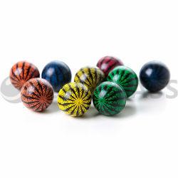 Esfera de melancia Toy, saltando Ball, papel a esfera de borracha, presente de Natal, brinquedo de Venda Directa