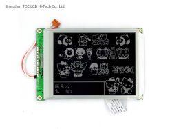 5.7 van de Duim van de Douane 320X240 (B8V20) de Grafische Zwart-wit LCD Vertoning van het Scherm CCFL/LED LCD Backlight