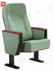 La moderna escuela plegable silla Furnture asientos auditorio de metal (KL-812)