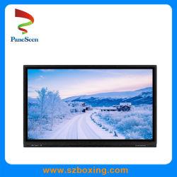 Flüssiger Kristall der 86 Zoll-Noten-LED integrierte Fernsehapparat-Maschine mit 3840*2160 und 350 CD/M2
