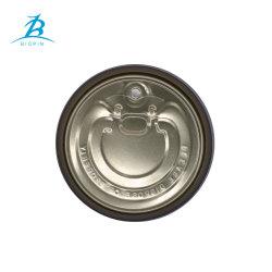 209 le fer blanc peut couvrir des extrémités d'ouverture facile pour la vente