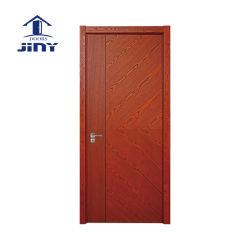 Interior promocional único PVC plana quarto porta terminado