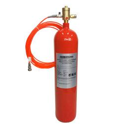 أنظمة إخماد الحريق بضغط عالي مباشر CO2 تلقائيًا الخاصة بالأجهزة الكهربائية المعدات